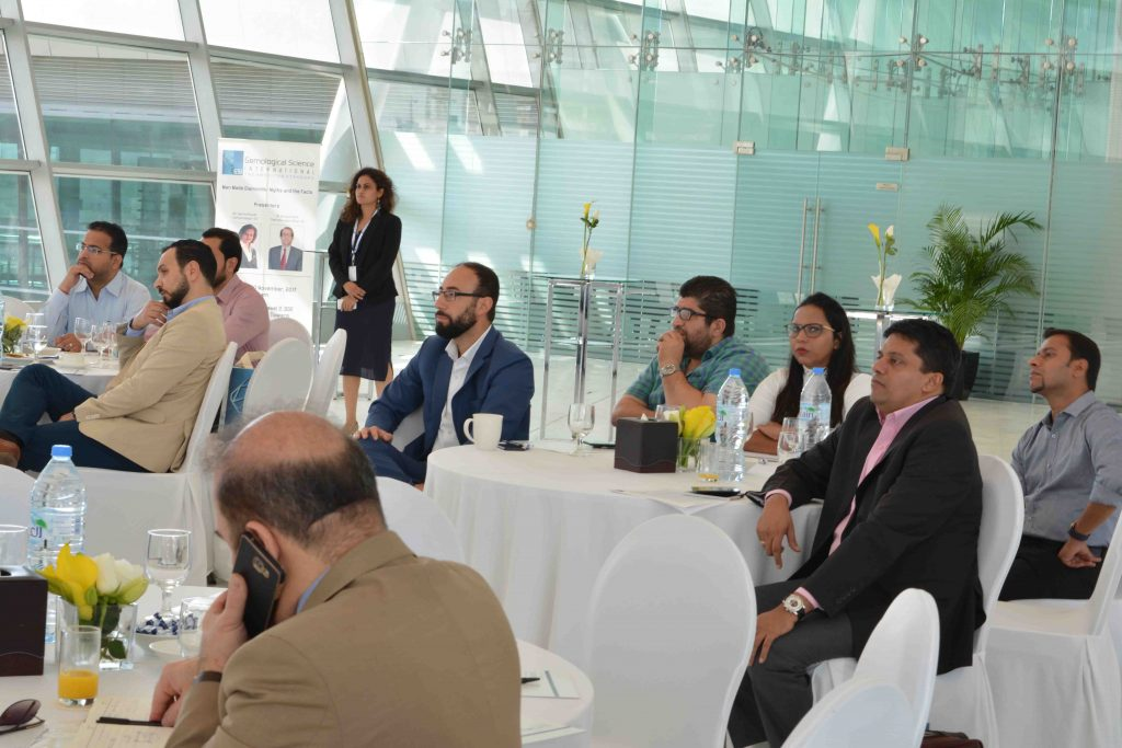 Myths, Facts and Realities of Man made diamonds: GSI's yet another successful seminar 2