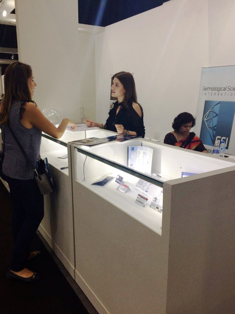 GSI successful contribution at VOD Dubai International Jewelry show! 5