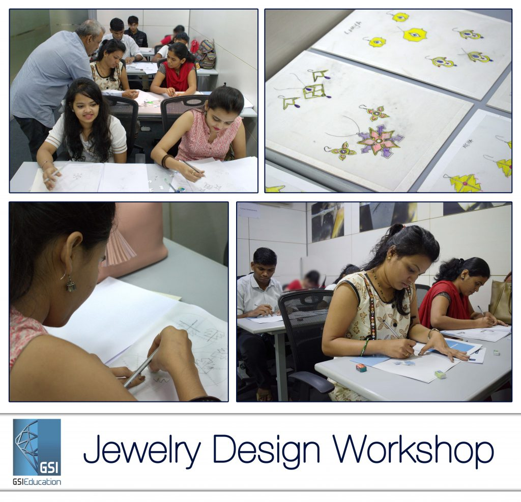 GSI successfully conducts its First Jewelry Design Workshop at GSI Knowledge Centre 4